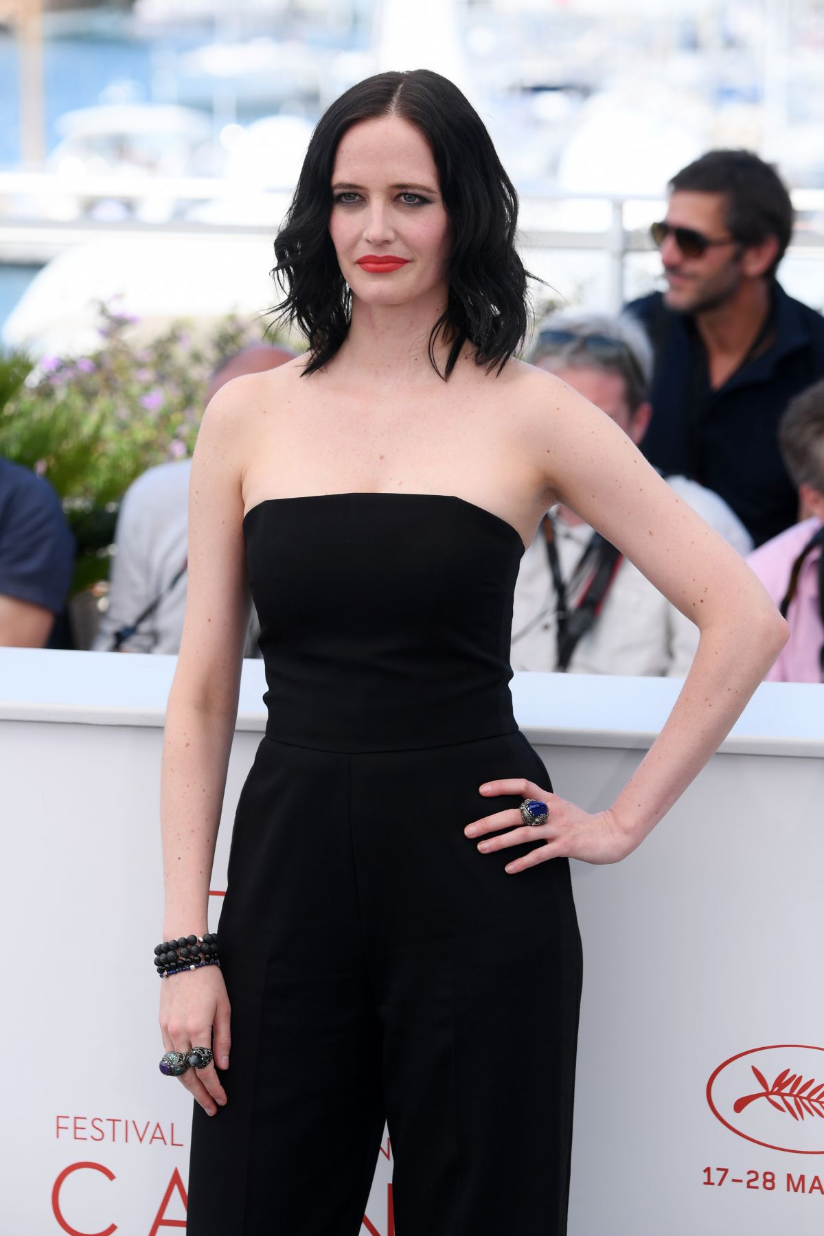 EVA GREEN at Based on a True Story Photocall at 2017 Cannes Film Festival 05/27/2017