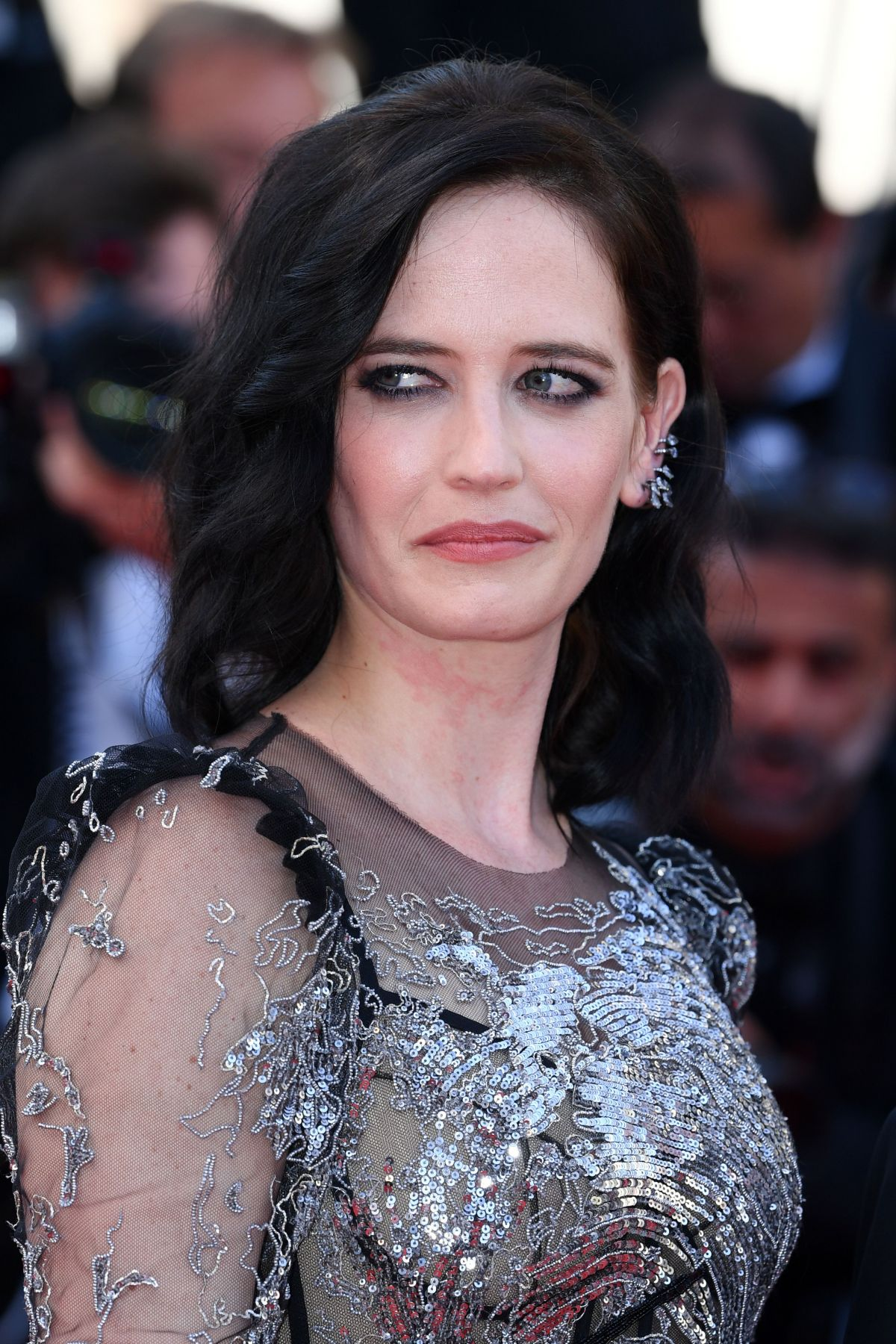 EVA GREEN at Based on a True Story Premiere at 70th Annual ... Eva Green