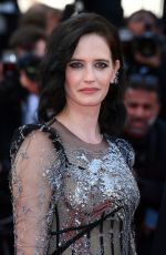 EVA GREEN at Based on a True Story Premiere at 70th Annual Cannes Film Festival 05/27/2017