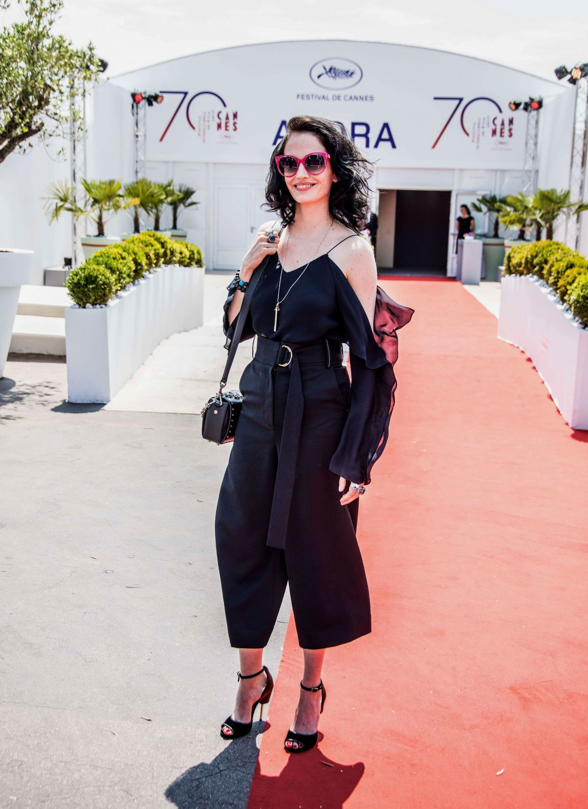 EVA GREEN Out and About in Cannes 05/26/2017 - HawtCelebs