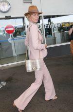 EVA HERZIGOVA Arrives at Nice Airport 05/16/2017