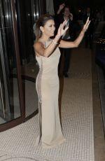 EVA LONGORIA at HBO and Vanity Fair Dinner in Cannes 05/20/2017