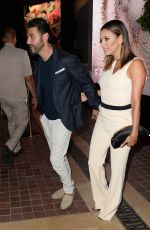 EVA LONGORIA Leaves Majestic Hotel in Cannes 05/18/2017