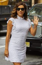 EVA LONGORIA Out and About in New York 05/14/2017