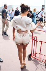 EVA LONGORIA Out at Promenade de la Croisette in Cannes 05/22/2017