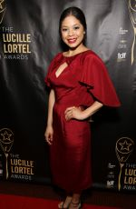 EVA NOBLEZADA at 32nd Annual Lucille Lortel Awards in New York 05/07/2017
