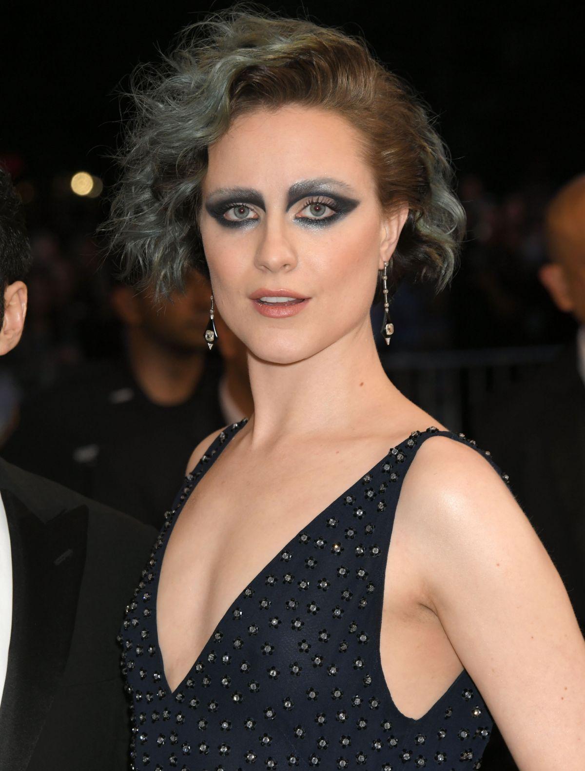 EVAN RACHEL WOOD at 2017 MET Gala in New York 05/01/2017 ... Evan Rachel Wood