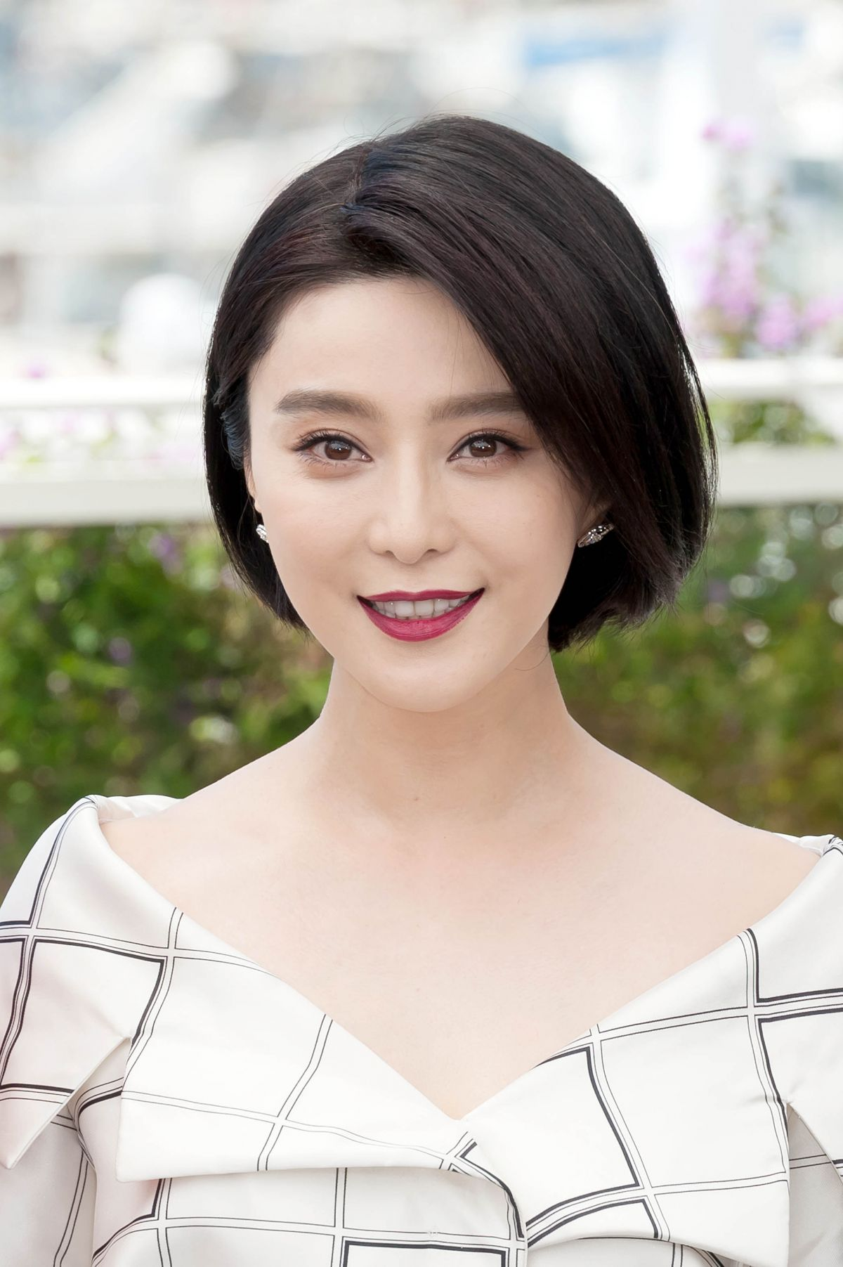 FAN BINGBING at Ismael's Ghosts Photocall at 70th Annual ...