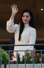 FAN BINGBING at Jury Dinner at 70th Annual Cannes Film Festival 05/16/2017