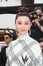 FAN BINGBING at The Double Lover Premiere at 70th Annual Cannes Film Festival 05/26/2017