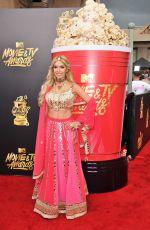 FARRAH ABRAHAM at 2017 MTV Movie & TV Awards in Los Angeles 05/07/2017