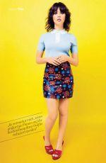 FELICITY JONES in Petra Magazine, June 2017