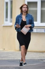 FERNE MCCANN Out and About in Essex 05/04/2017