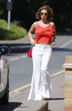 FERNE MCCANN Out and About in Essex 05/27/2017