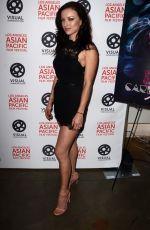 FRANCESCA EASTWOOD at Cardinal Movie Screening in Los Angeles 04/30/2017