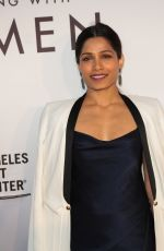 FREIDA PINTO at Los Angeles LGBT Center's An Evening with Women 05/13/2017