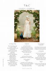 GABRIELLA WILDE in Town & Country Magazine, UK Summer 2017