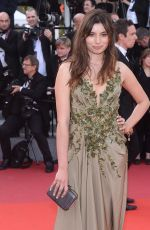 GABRIELLA WRIGHT at The Meyerowitz Stories Premiere at 70th Annual Cannes Film Festival 05/21/2017
