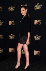 GAL GADOT at 2017 MTV Movie & TV Awards in Los Angeles 05/07/2017