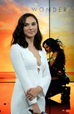 GAL GADOT at Build Presents the Cast of Wonder Woman in New York 05/23/2017
