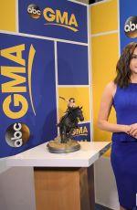 GAL GADOT at Good Morning America 05/23/2017