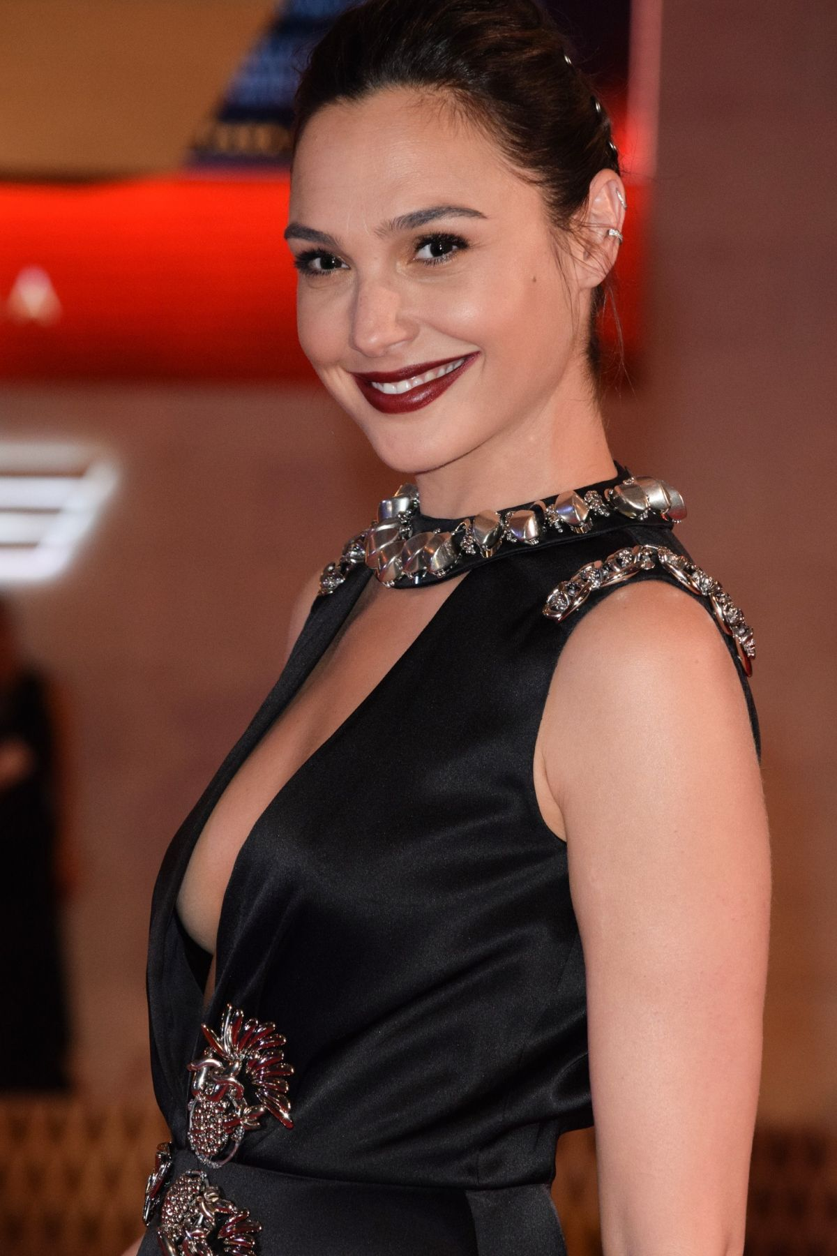 GAL GADOT at Wonder Woman Premiere in Mexico City 05/27/2017