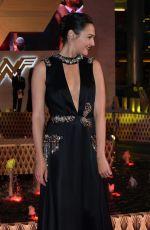 GAL GADOT at Wonder Woman Premiere in Mexico City 05/27/2017