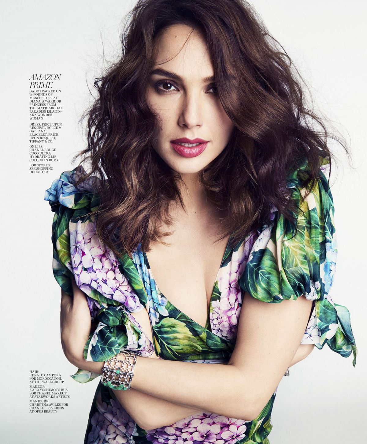 Watch Gal gadot empire magazine uk april 2019 issue video