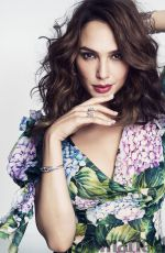 GAL GADOT in Marie Claire Magazine, June 2017