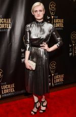GAYLE RANKIN at 32nd Annual Lucille Lortel Awards in New York 05/07/2017