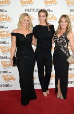 GEMMA ATKINSON at Once Upon a Smile Grand Ball in Manchester 05/20/2017