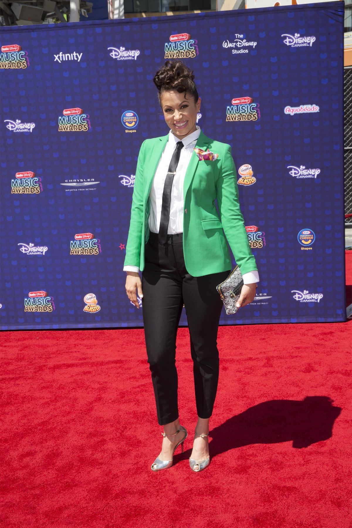 GENEVIEVE GOINGS at 2017 Radio Disney Music Awards in Los Angeles 04/29/2017