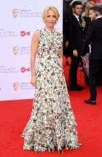 GILLIAN ANDERSON at 2017 British Academy Television Awards in London 05/14/2017