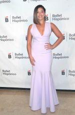 GINA RODRIGUEZ at Ballet Hispanico Carnaval Gala 05/15/2017