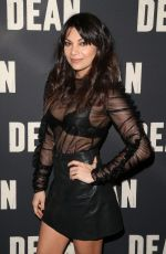 GINGER GONZAGA at Dean Premiere in Los Angeles 05/24/2017