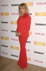 GOLDIE HAWN at Snatched Special Screening in New York 05/02/2017