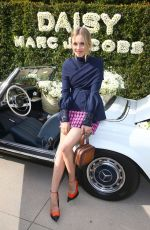 GRACIE DZIENNY at Marc Jacobs Celebrates Daisy in Los Angeles 05/09/2017