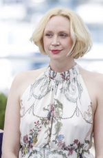 GWENDOLINE CHRISTIE at Top of the Lake: China Girls Photocall at 2017 Cannes Film Festival 05/23/2017