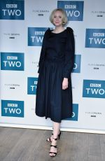 GWENDOLINE CHRISTIE at Top of the Lake: China Girls Photocall at BFI Southbank in London 05/30/2017