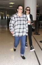 HAILEE STEINFELD Arrives at LAX Airport in Los Angeles 05/05/2017