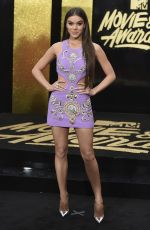 HAILEE STEINFELD at 2017 MTV Movie & TV Awards in Los Angeles 05/07/2017