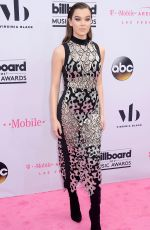 HAILEE STEINFELD at Billboard Music Awards 2017 in Las Vegas 05/21/2017