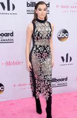HAILEE STEINFELD at Billboard Music Awards 2017 in Las Vegas 05/21/2017