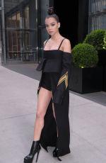 HAILEE STEINFELD on Her Way to MET Gala in New York 05/01/2017