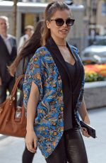HAILEE STEINFELD Out and About in New York 05/03/2017