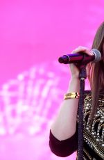 HAILEE STEINFELD Performs at 2017 Kiis FM Wango Tango in Los Angeles 05/13/2017