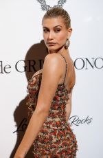 HAILEY BALDWIN at De Grisogono Party at Cannes Film Festival 05/23/2017