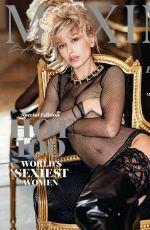 HAILEY BALDWIN in Maxim Magazine, June/July 2017 Issue