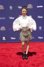 HALEY TJU at 2017 Radio Disney Music Awards in Los Angeles 04/29/2017