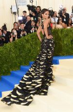 HALLE BERRY at 2017 MET Gala in New York 05/01/2017